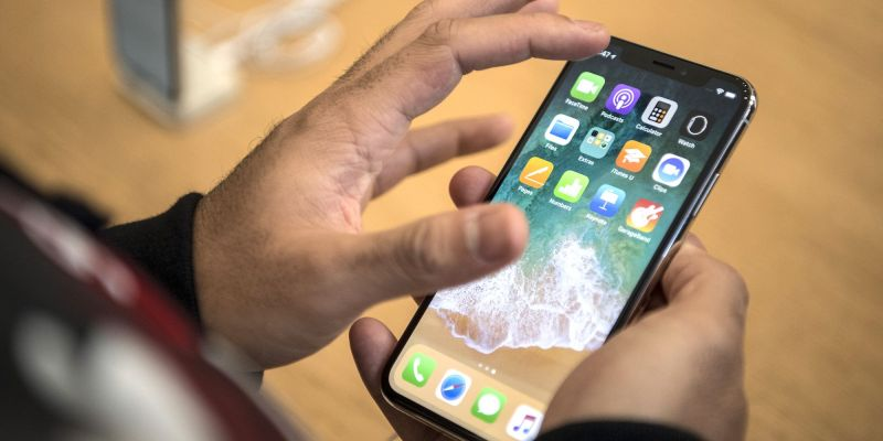 Apple Is Making It So You Never Have to Touch a Phone Screen Again 1