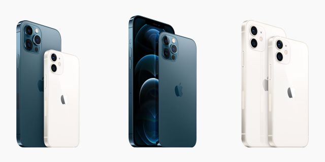 The iPhone 12 Mini and iPhone 12 Max Pro Are Here. Are They Worth it?