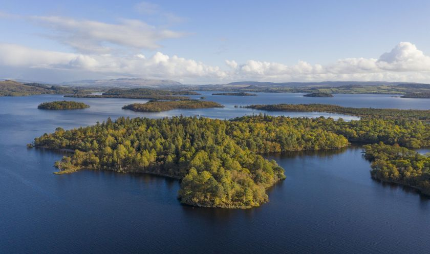 Loch Lomond Wallaby Island Of Inchconnachan Is For Sale For Half A Million The Dumbarton Democrat