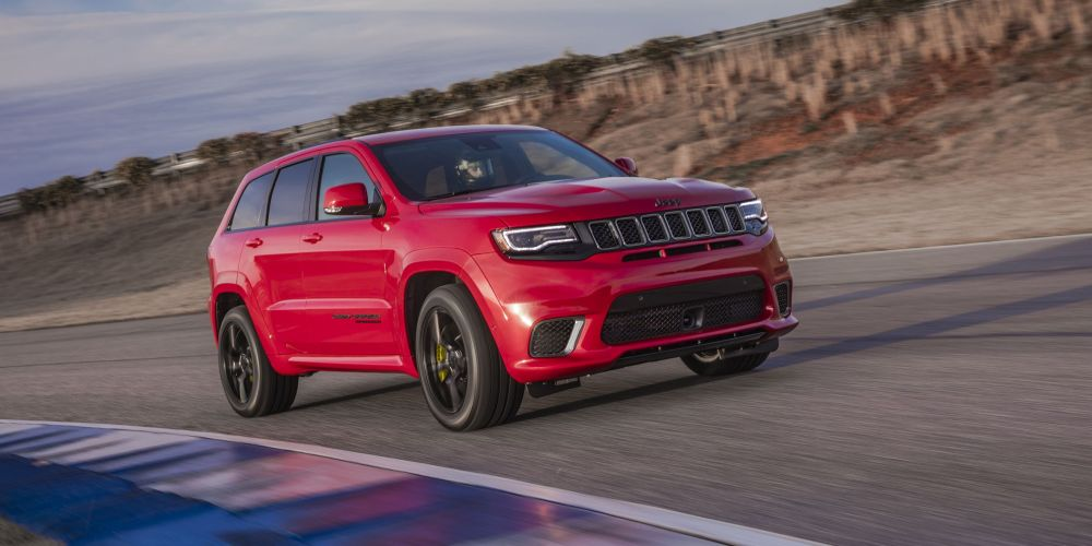 medium resolution of six things you learn driving the hellcat powered jeep grand cherokee trackhawk