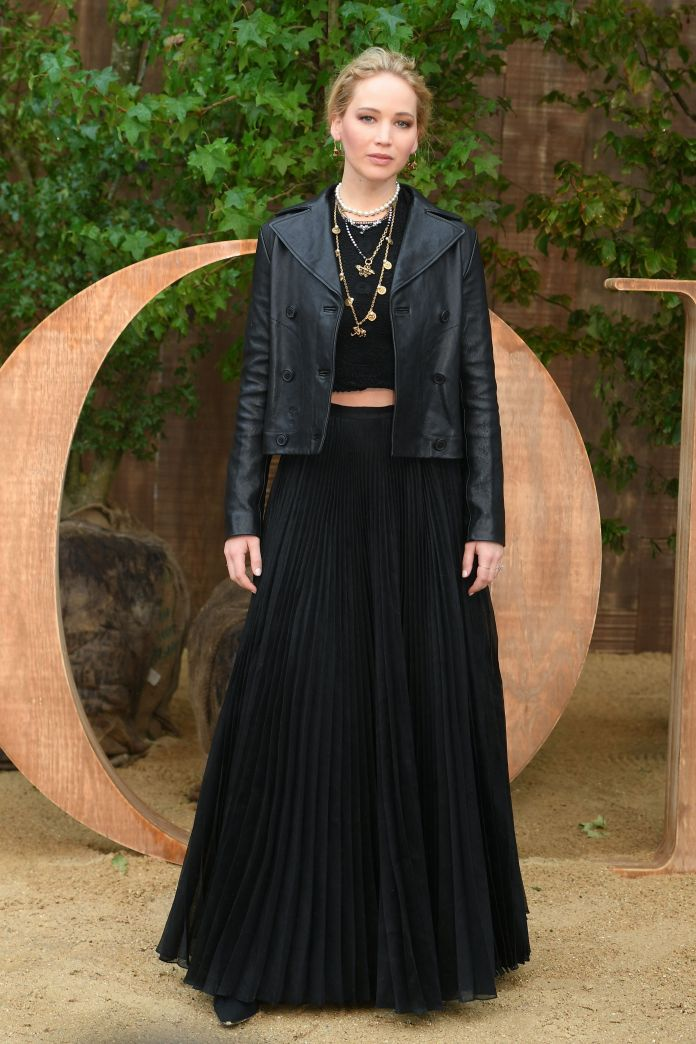 Christian Dior : Photocall - Paris Fashion Week - Womenswear Spring Summer 2020