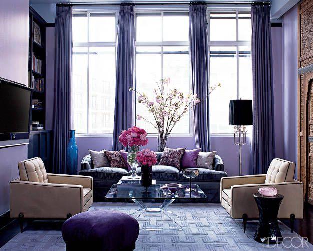 10 Best Purple Paint Colors For Walls Pretty Purple Paint Shades
