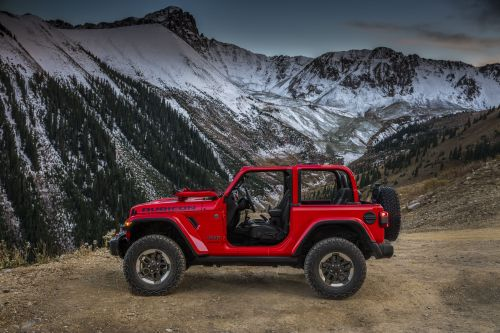small resolution of 2018 jeep wrangler everything we know