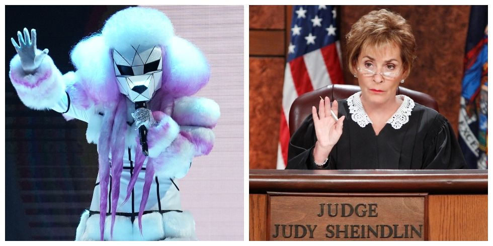 Who Is the Poodle on The Masked Singer  Fans Say Judge