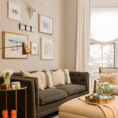 Living Room Decorations With Brown Furniture Chair Ottoman 60 Best Decorating Ideas Designs Housebeautiful Com