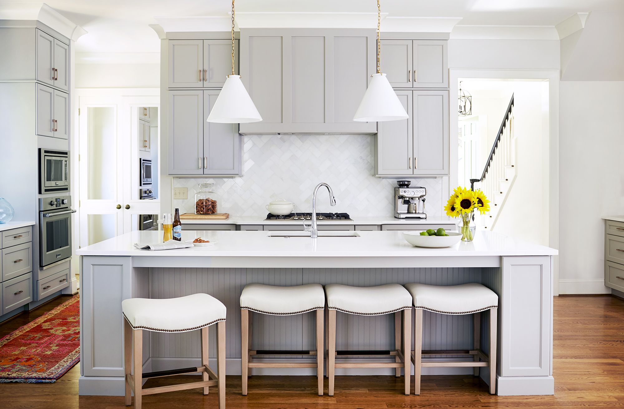 kitchen range hoods glass countertops 28 stylish ideas for ovens kitchens with concealed
