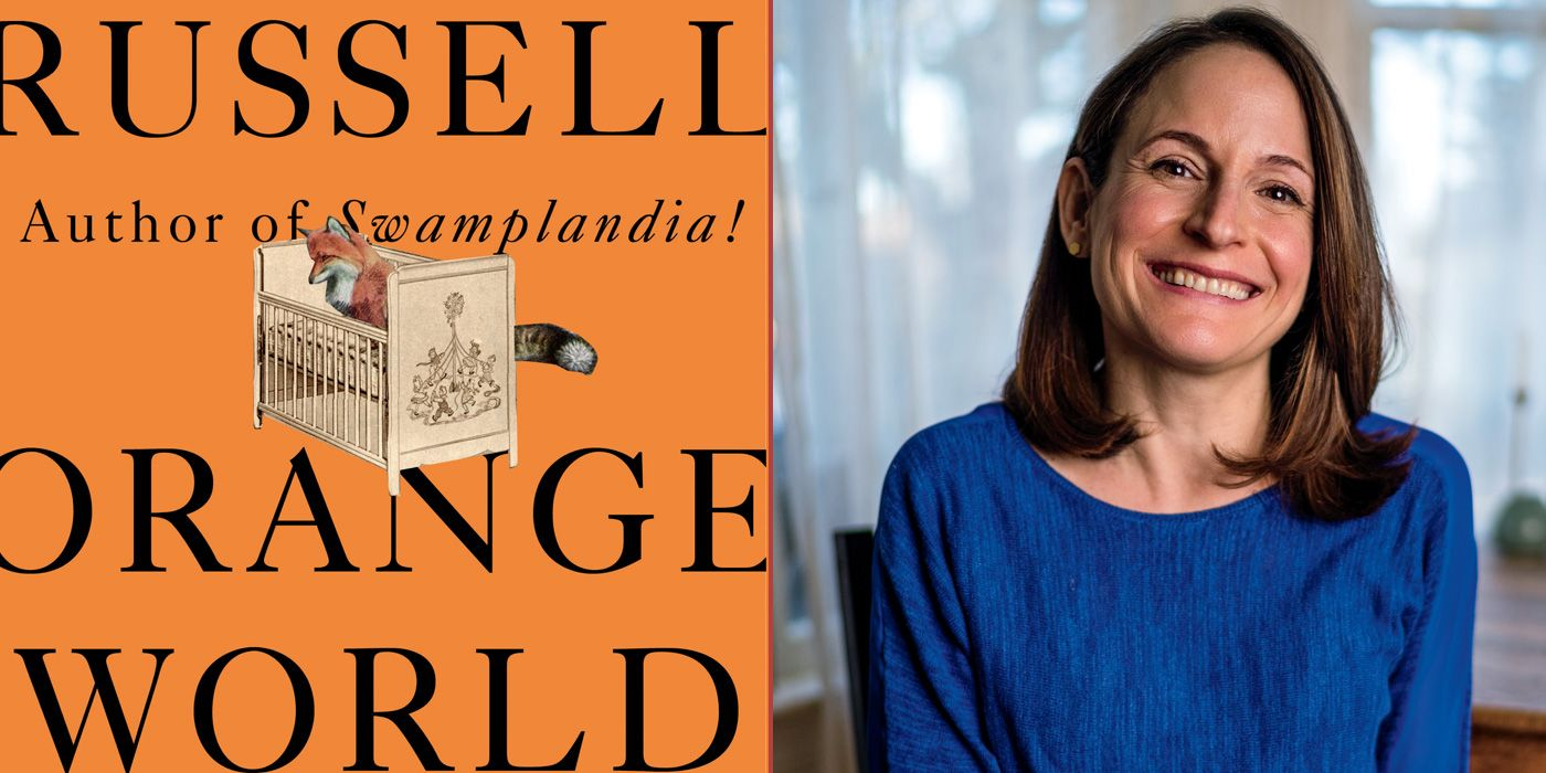 hight resolution of karen russell orange world interview 2019 acclaimed author talks monsters climate change her new book