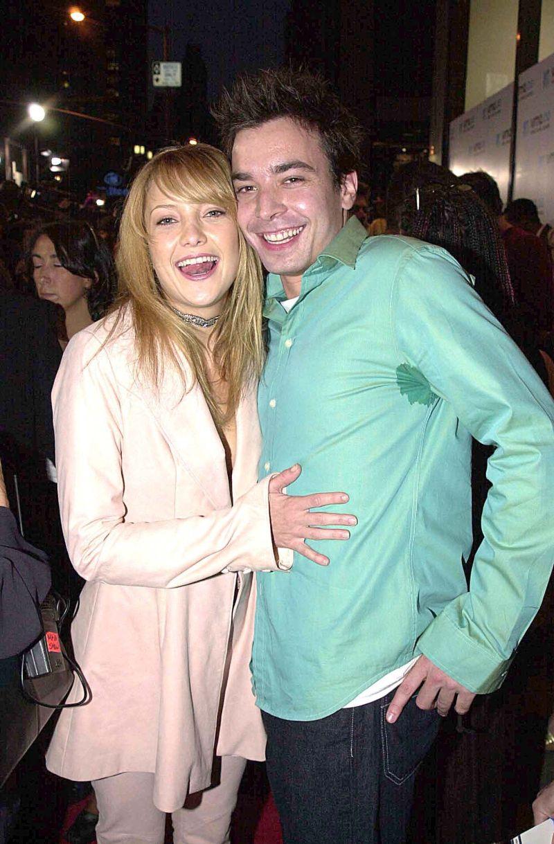 kate hudson and jimmy fallon