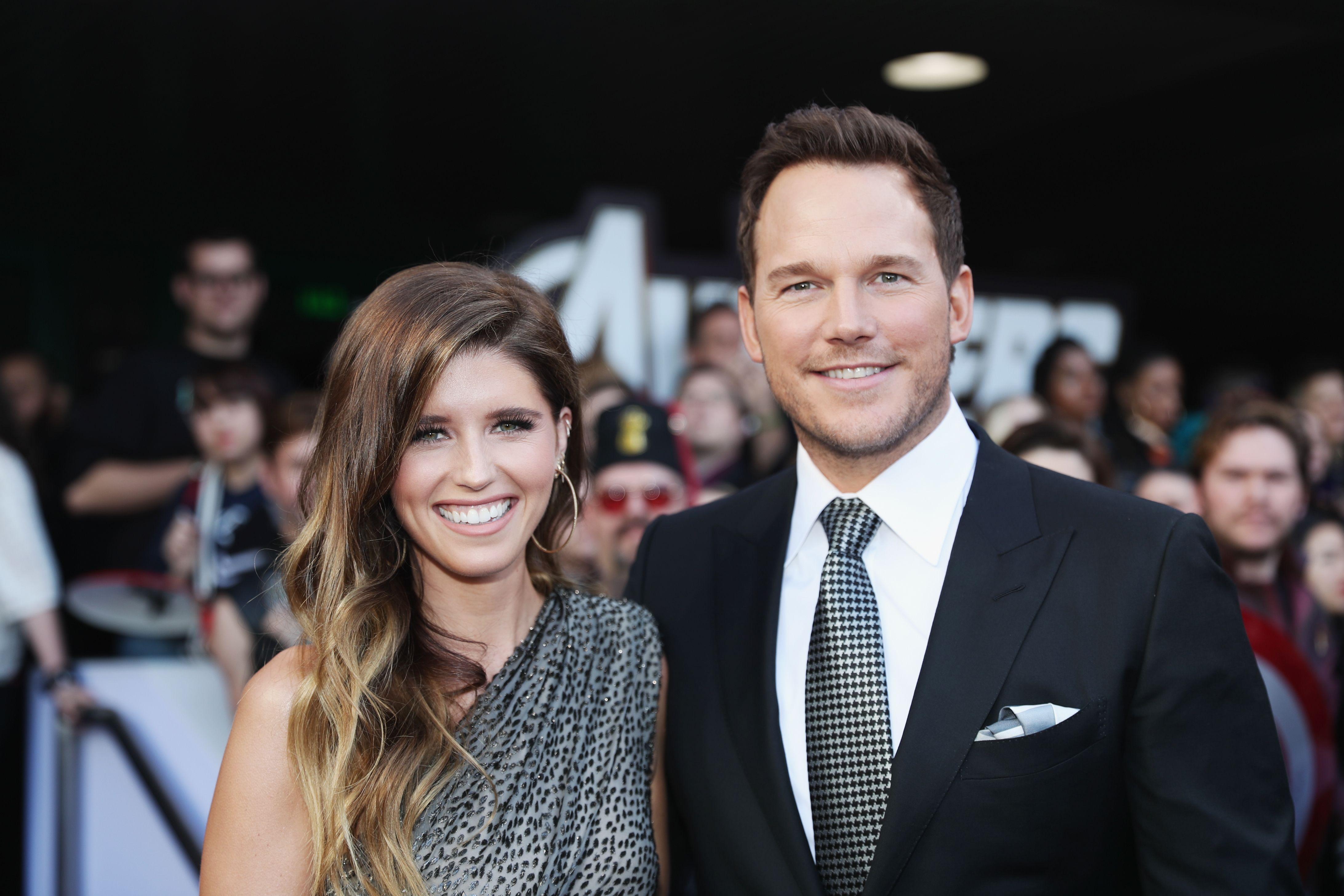Chris Pratt And Katherine Schwarzenegger Relationship Timeline Maria Shriver S Daughter Is Married To Chris Pratt