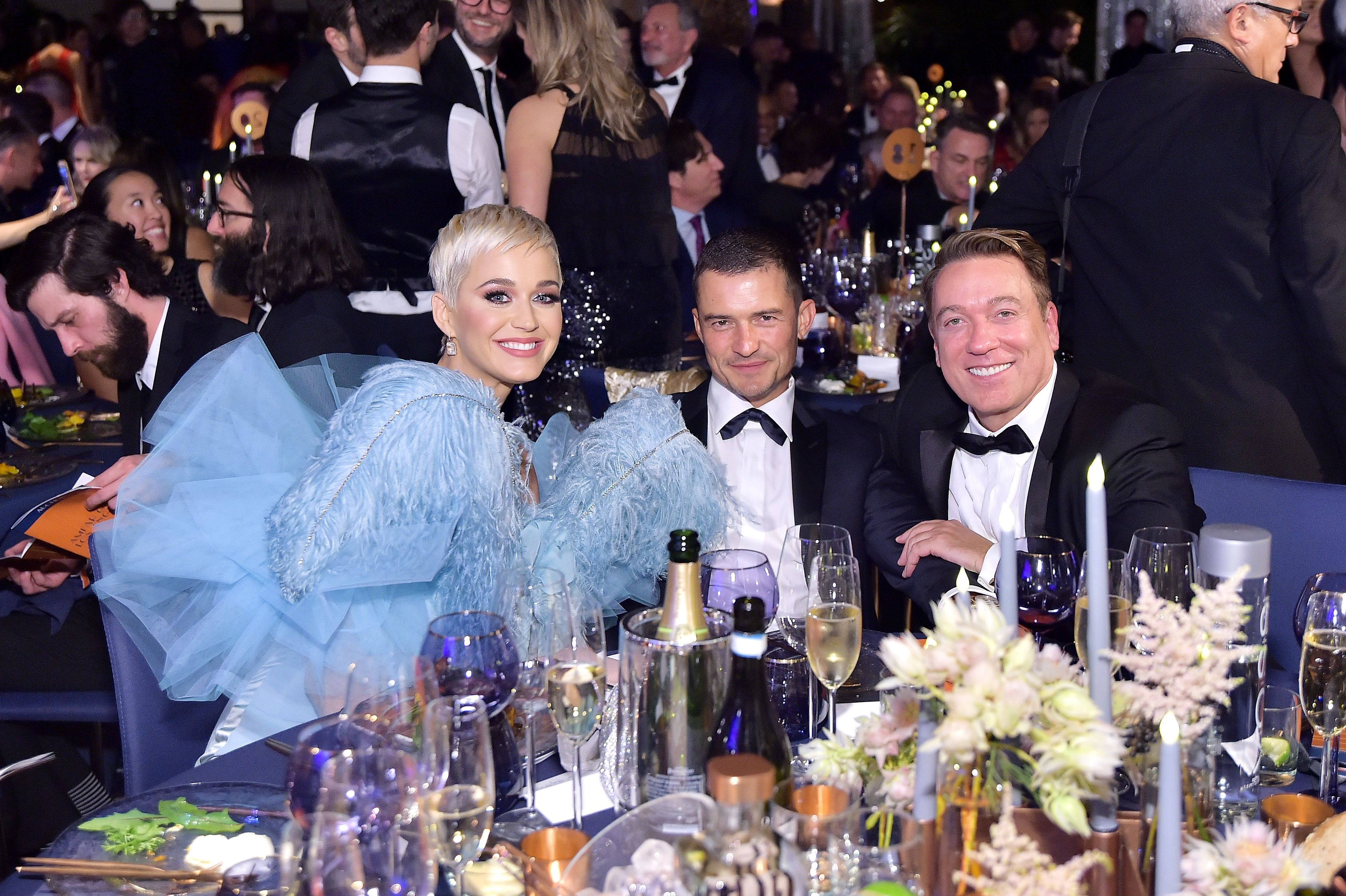 Katy Perry and Orlando Bloom Are Engaged  See Katy Perry