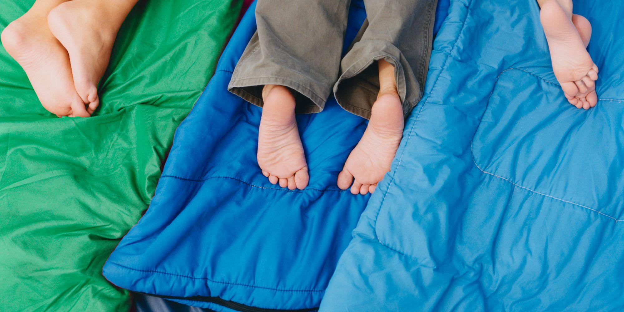 9 best sleeping bags for kids 2020