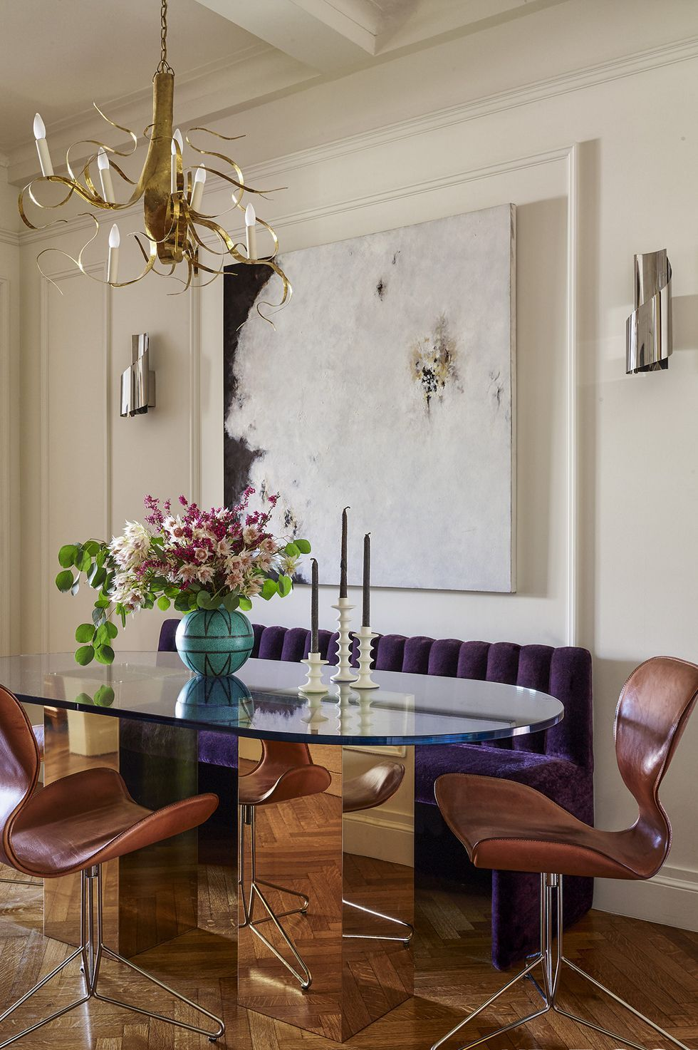 25 Charming Banquette Seating Ideas   Gorgeous Kitchen ...