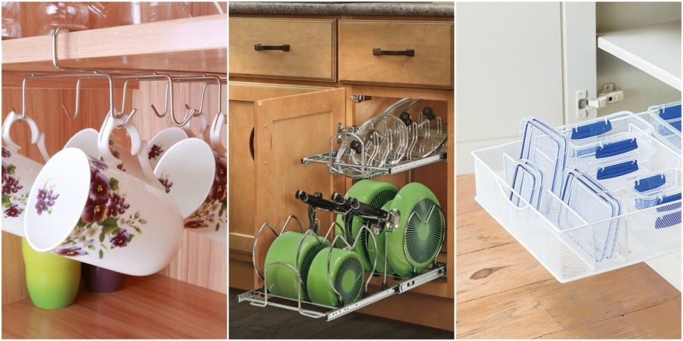 kitchen cabinet images blanco sinks 12 organization ideas how to organize cabinets