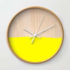 Kitchen Clocks Exhaust Cleaning 15 Best Wall Stylish Clock Ideas For Kitchens