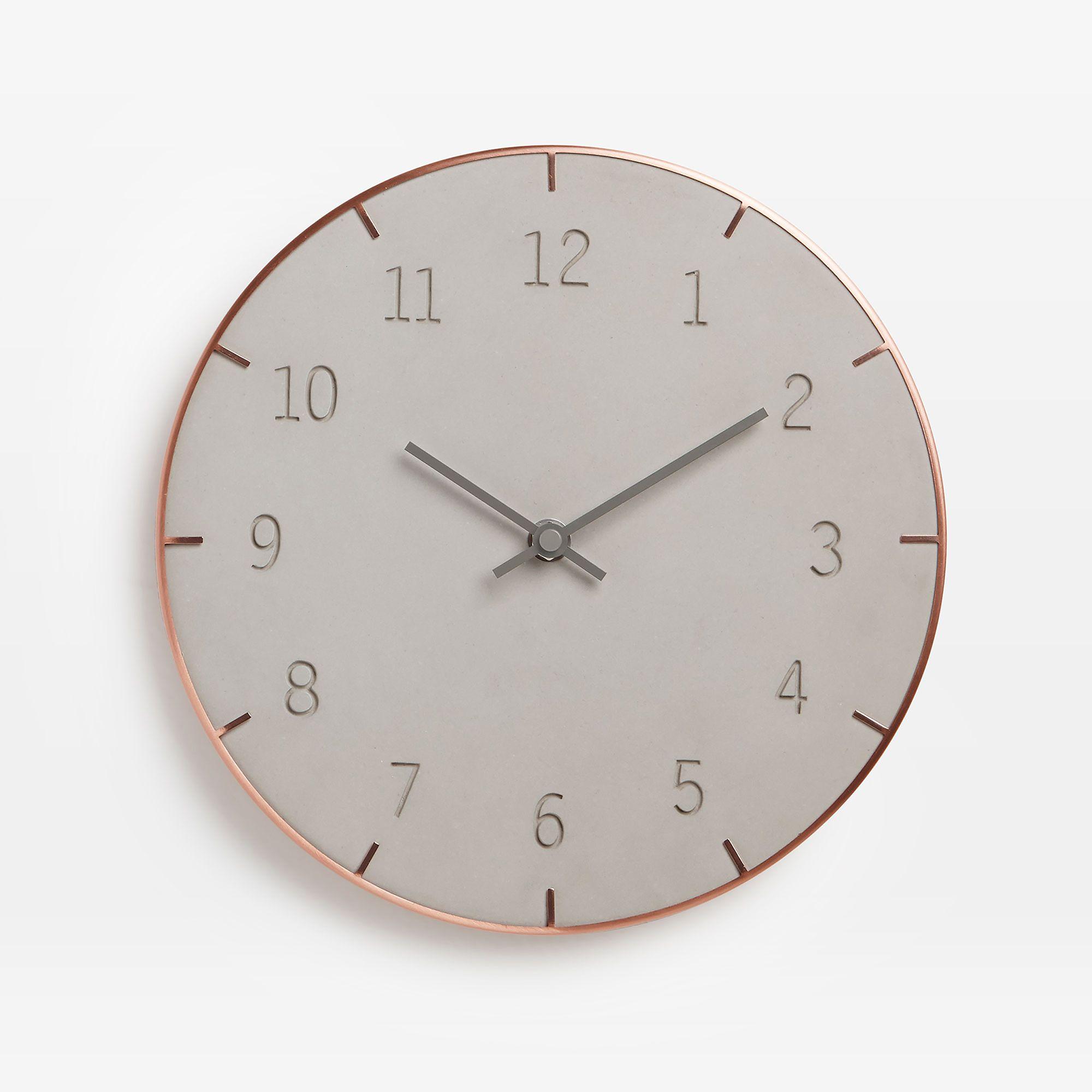 kitchen clocks cherry island 15 best wall stylish clock ideas for kitchens
