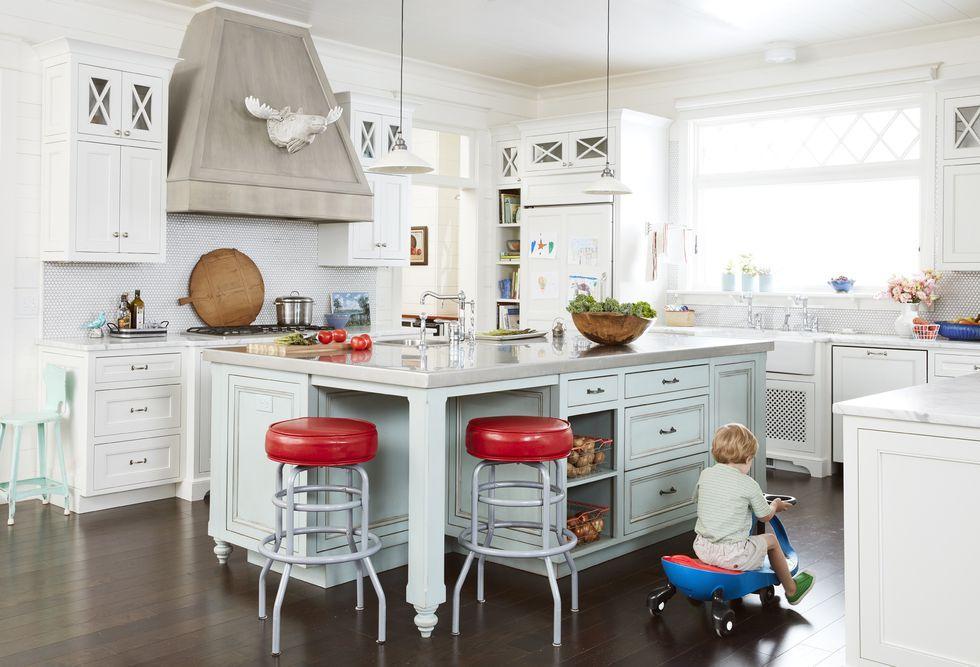 26 Kitchen Color Ideas Best Kitchen Paint Color Schemes