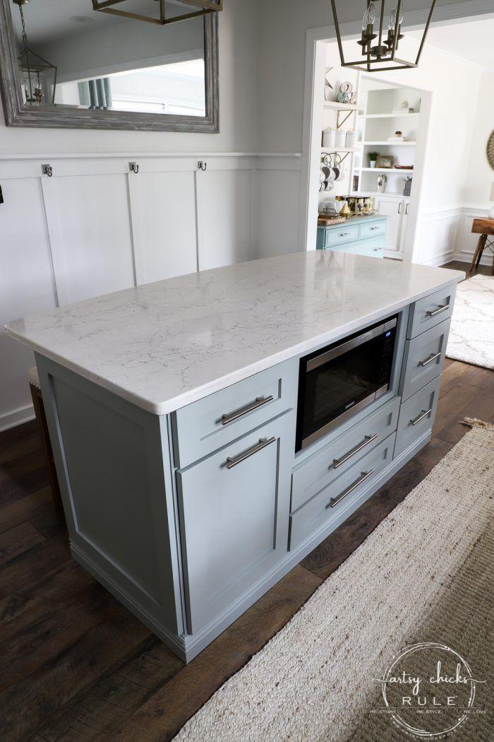 15 diy kitchen islands unique kitchen
