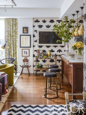 kitchen kitchens interior lighting decorate dapur hitam dan putih inspirasi dengan klasik terlihat space inspiration walls eric classic gaya planning