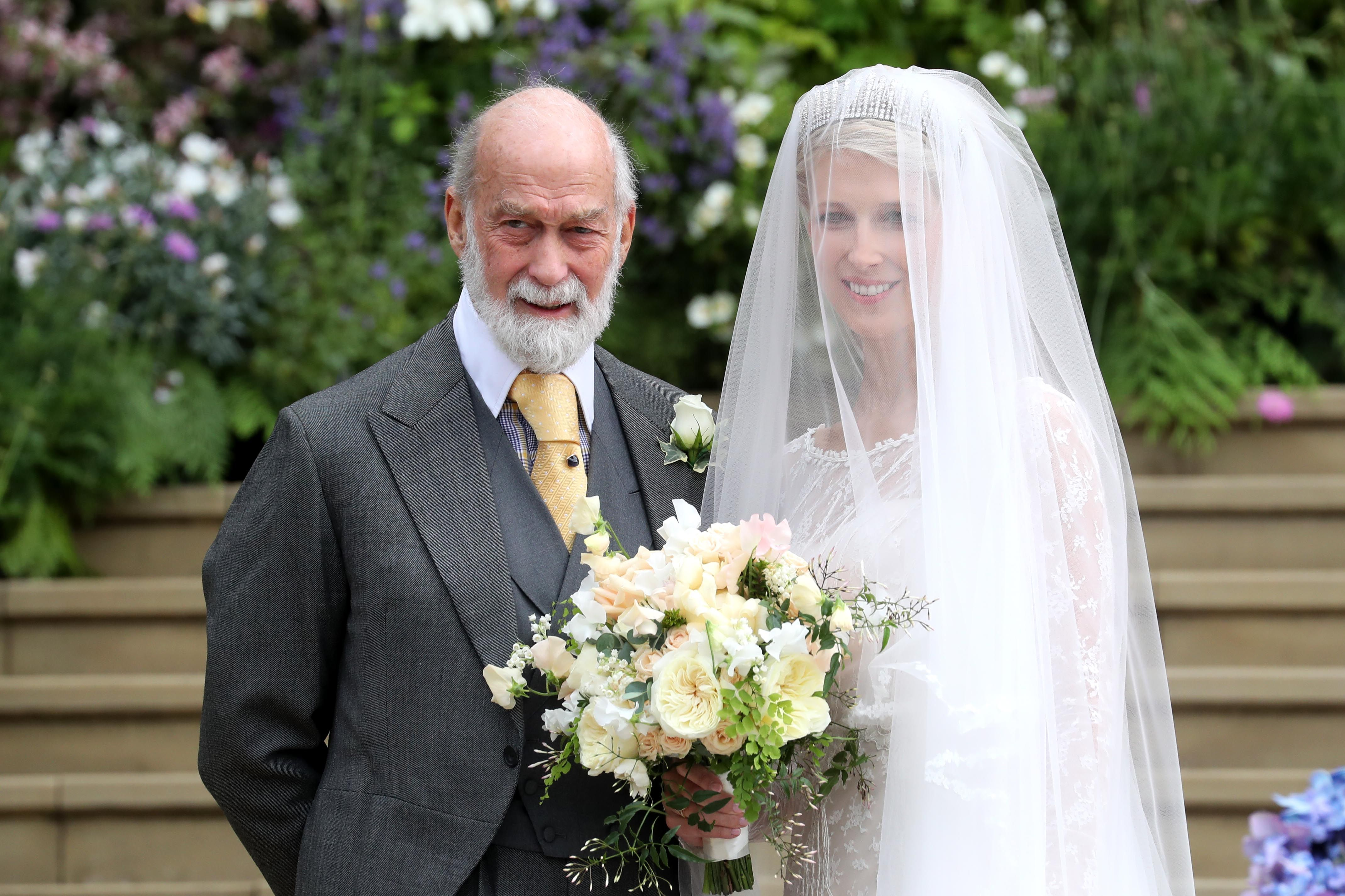Everything We Know About Lady Gabriella Windsors Royal Wedding