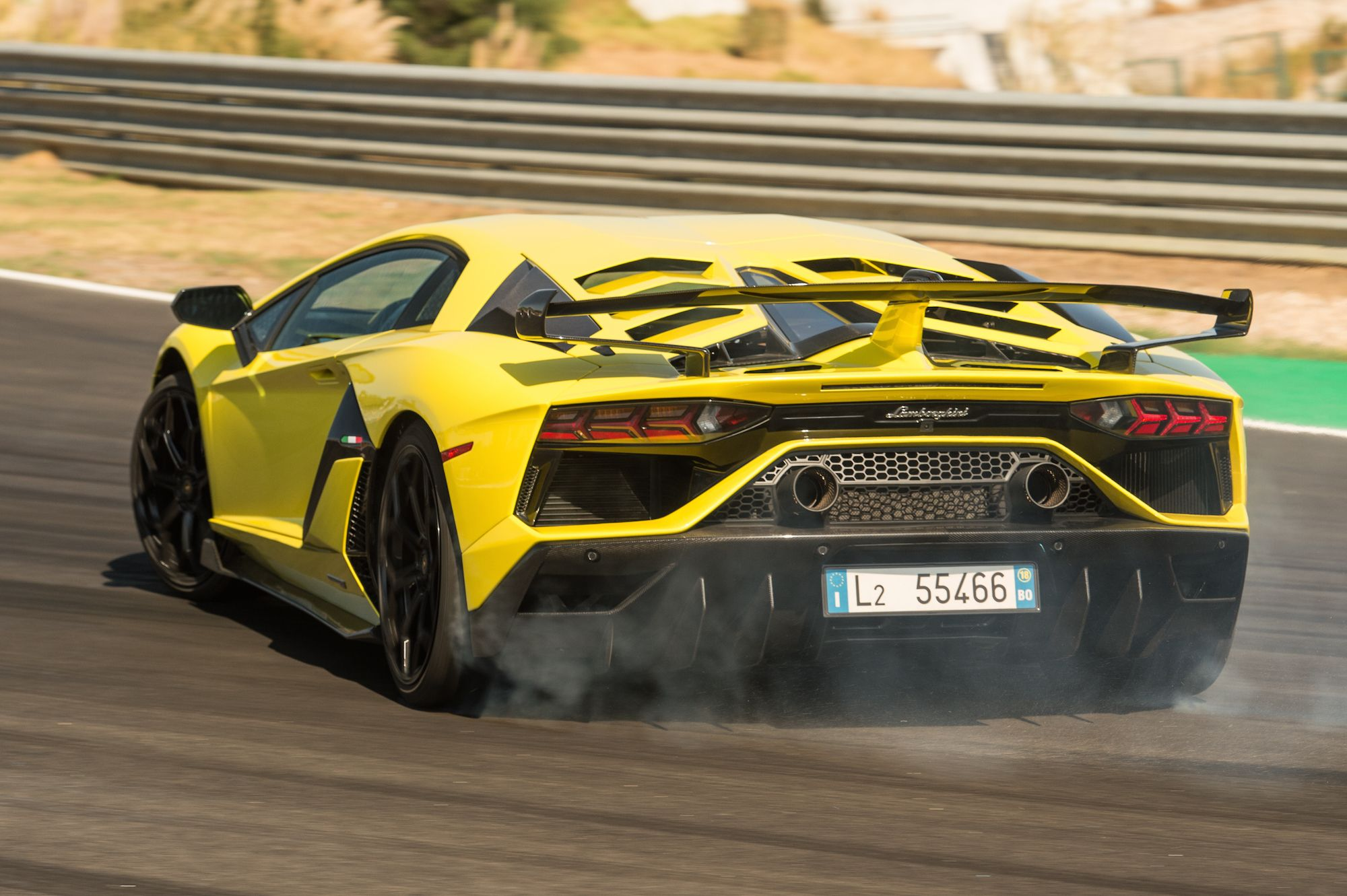 The Lamborghini Aventador Svj Is A 770hp Terror Test Drive And Review