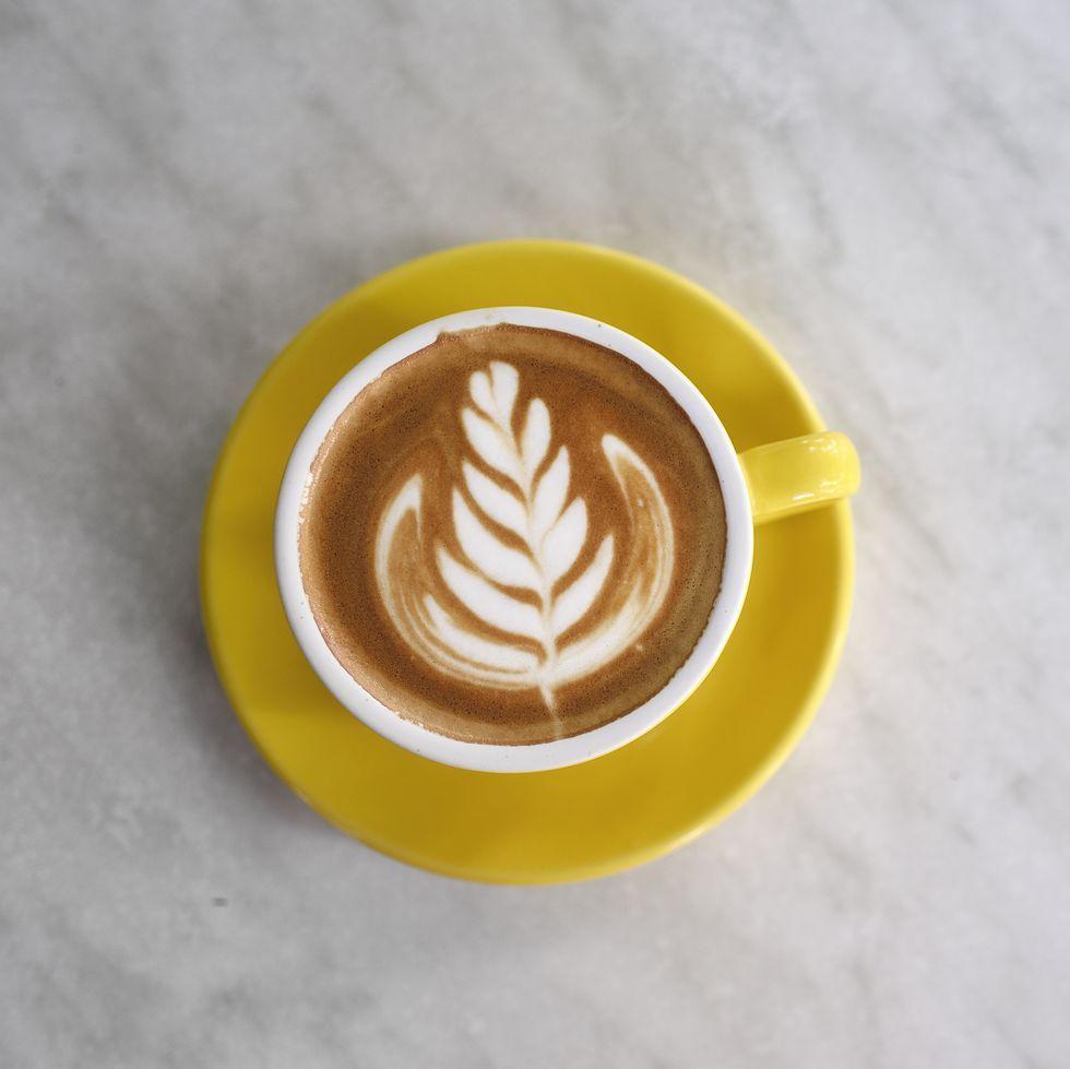 Coffee & Vanilla Scan Vf : coffee, vanilla, Latte, Caffe, Recipe