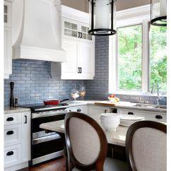 Subway Tile For Kitchen Vintage Sink 25 Backsplashes Stylish Ideas Kitchens Image
