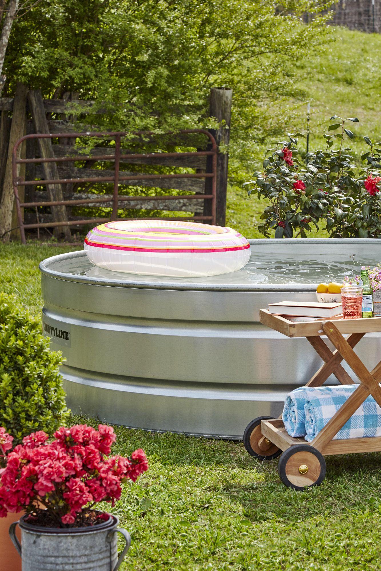 backyard ideas - easy diy