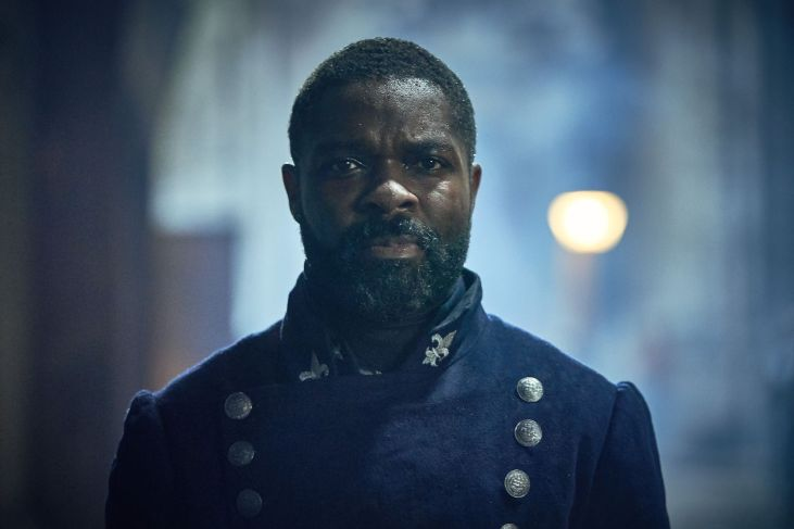 Image result for david oyelowo les miserables