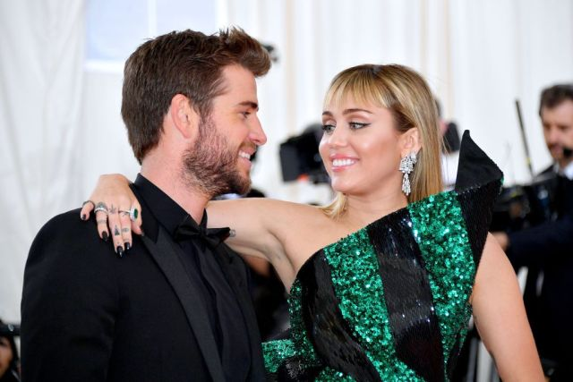Image result for liam and miley