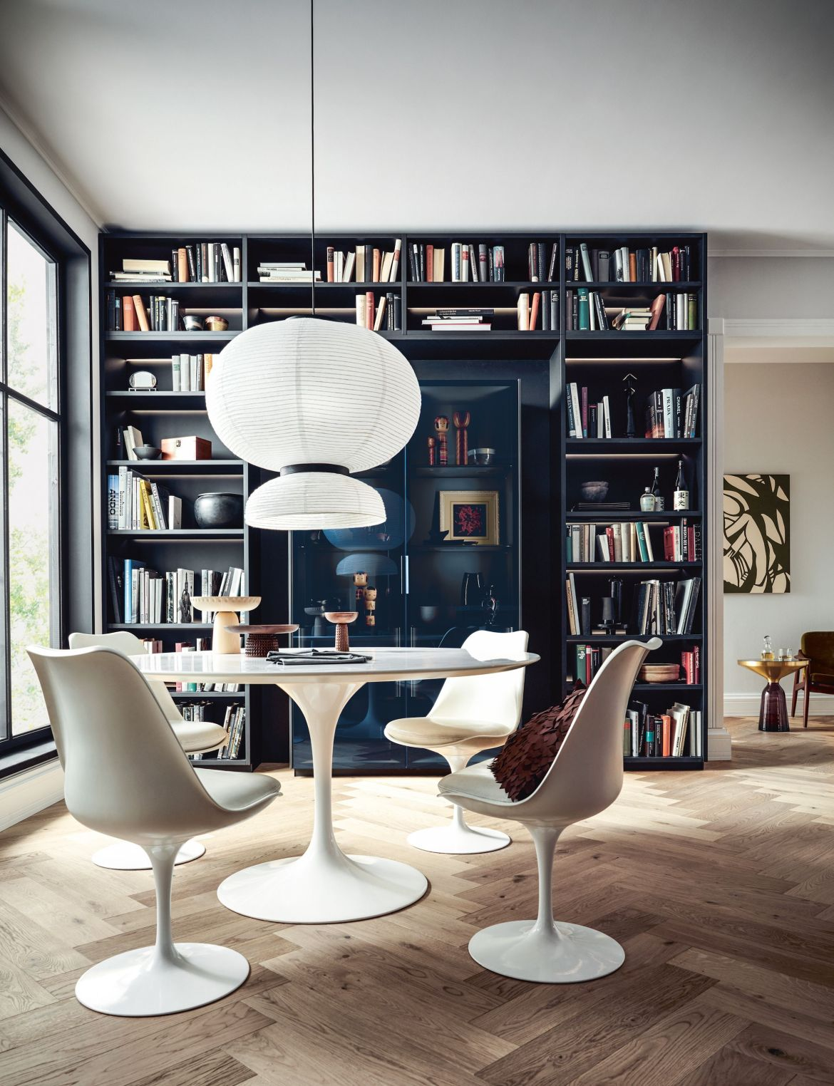 library alcove idea, inhouse inspired room design  next125