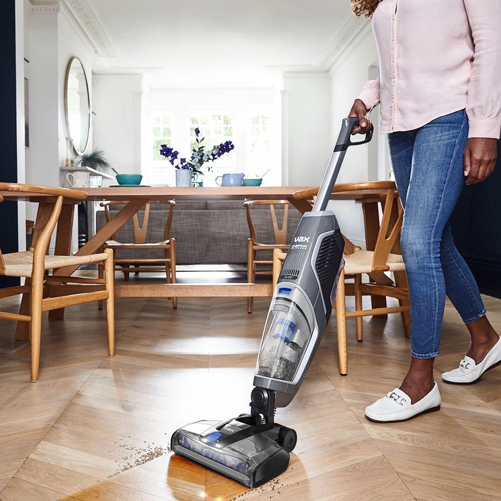 the vax glide hard floor cleaner