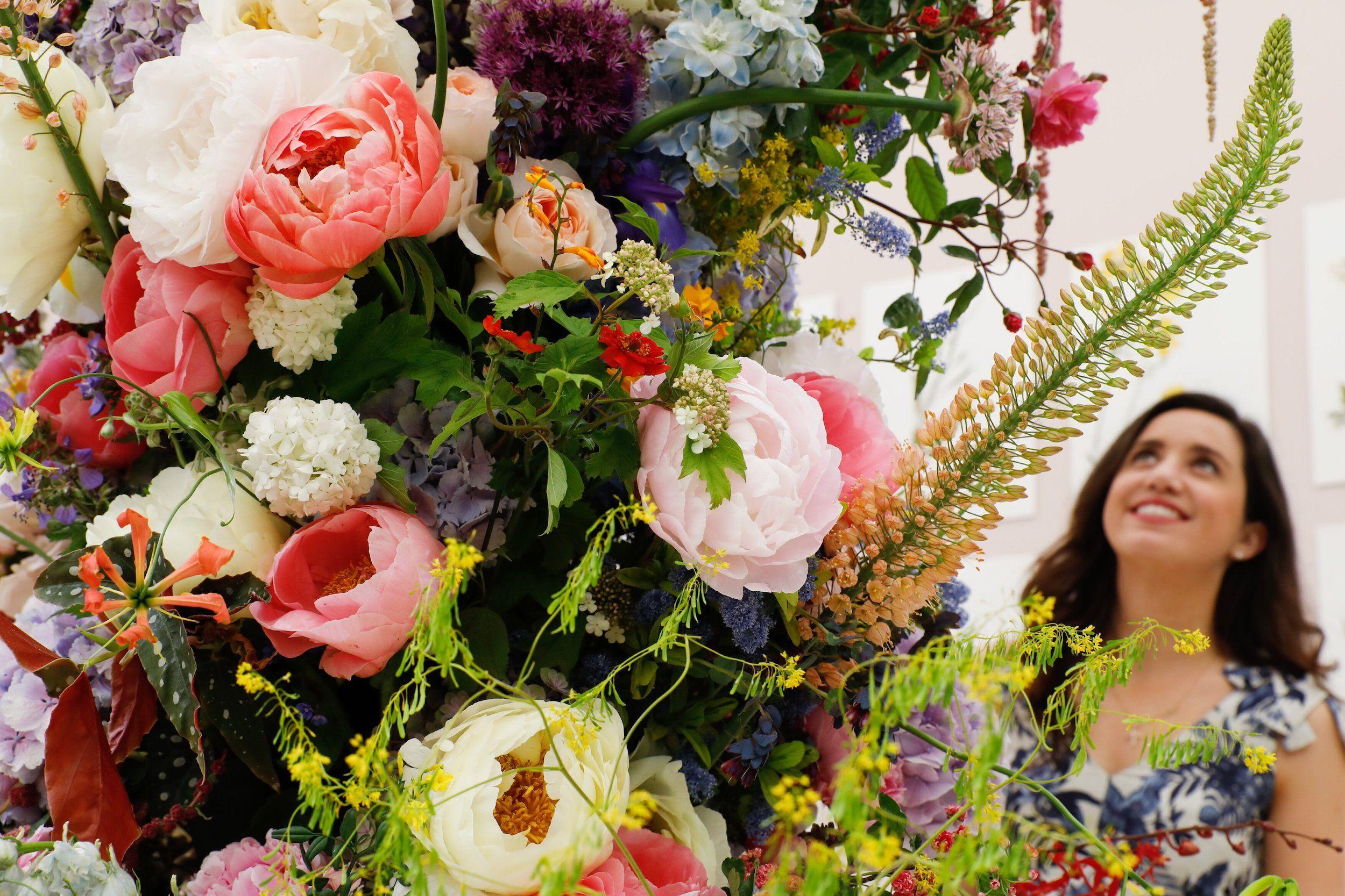 chelsea flower show 2020 virtual show