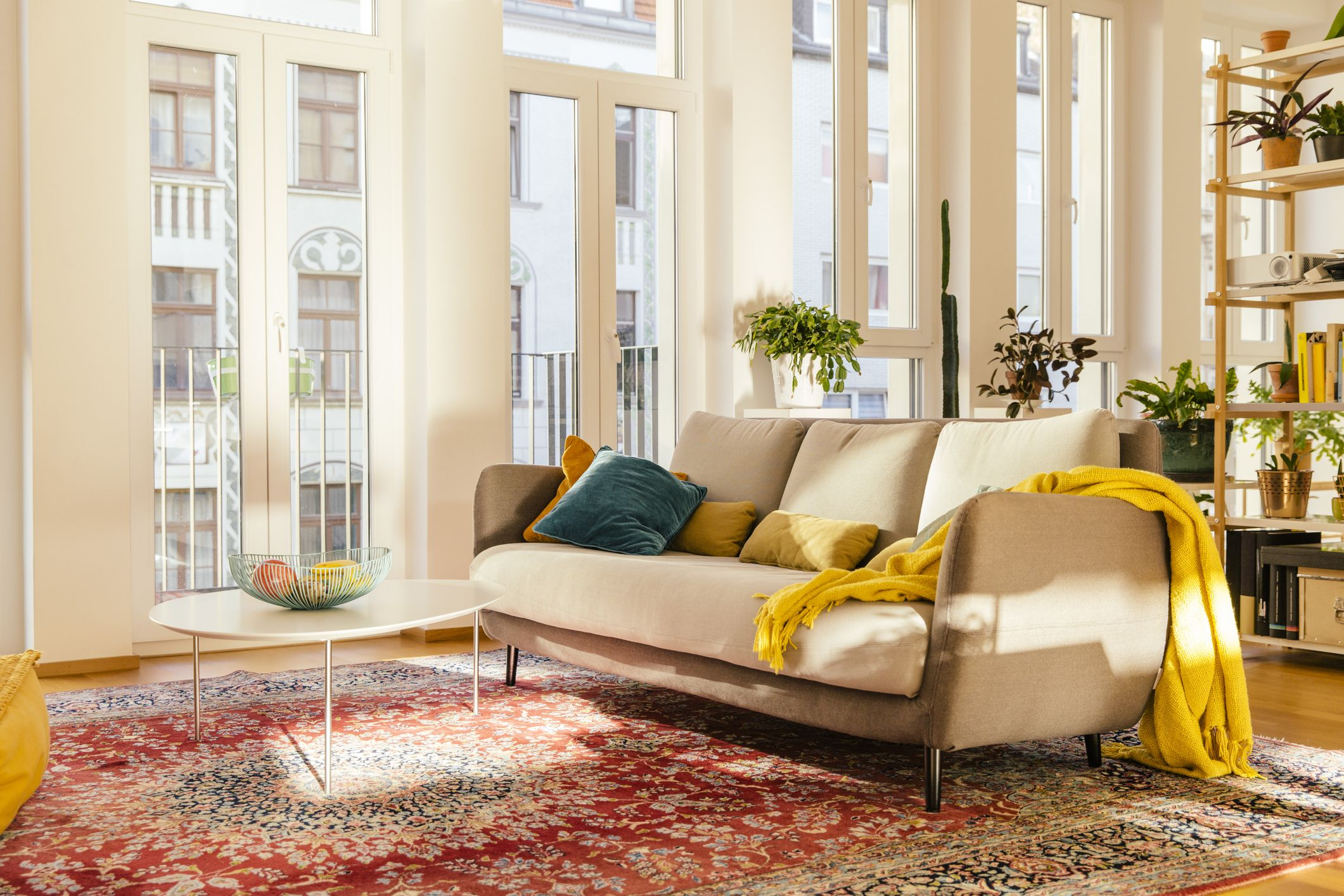 How To Place A Rug In Every Room Of The House Best Placement For Area Rugs