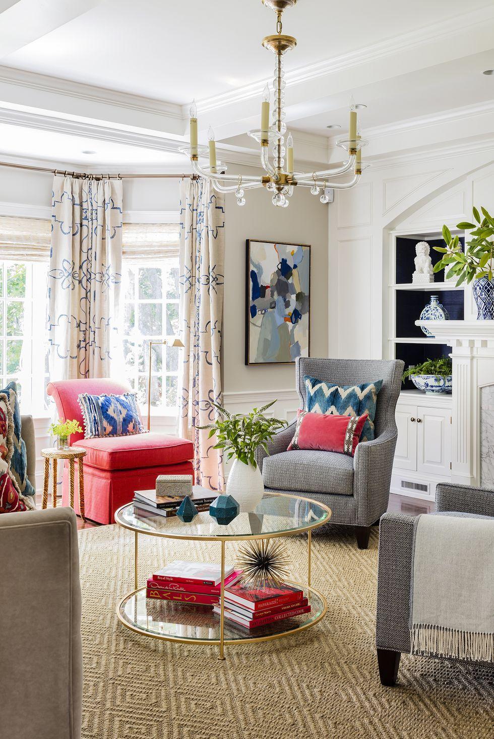 20 best living room curtain ideas