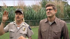 Louis Theroux is performing another show with Joe Exotic from Tiger King