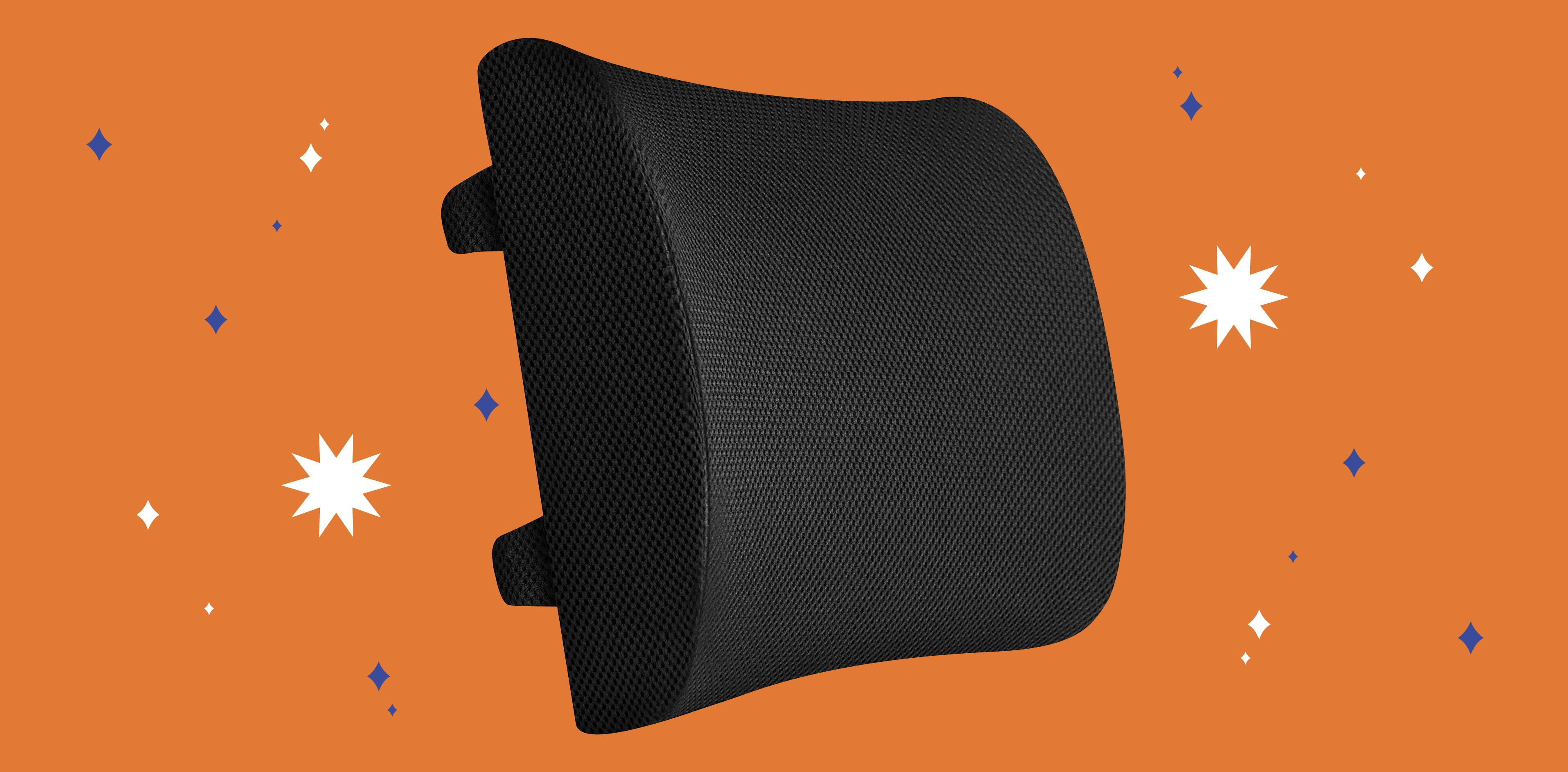 Lumbar Support Pillow For Chair The Best Lumbar Support Pillow For Your Office Chair Or Car