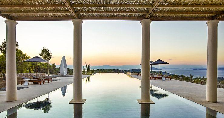 luxury retreats - airbnb