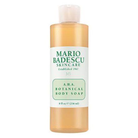 סבון גוף נגד אקנה בגב
