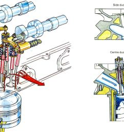 3 4l yamaha v8 engine diagram [ 2300 x 1150 Pixel ]