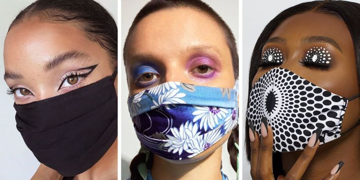 How To Match Your Mask with Your Makeup - News AKMI