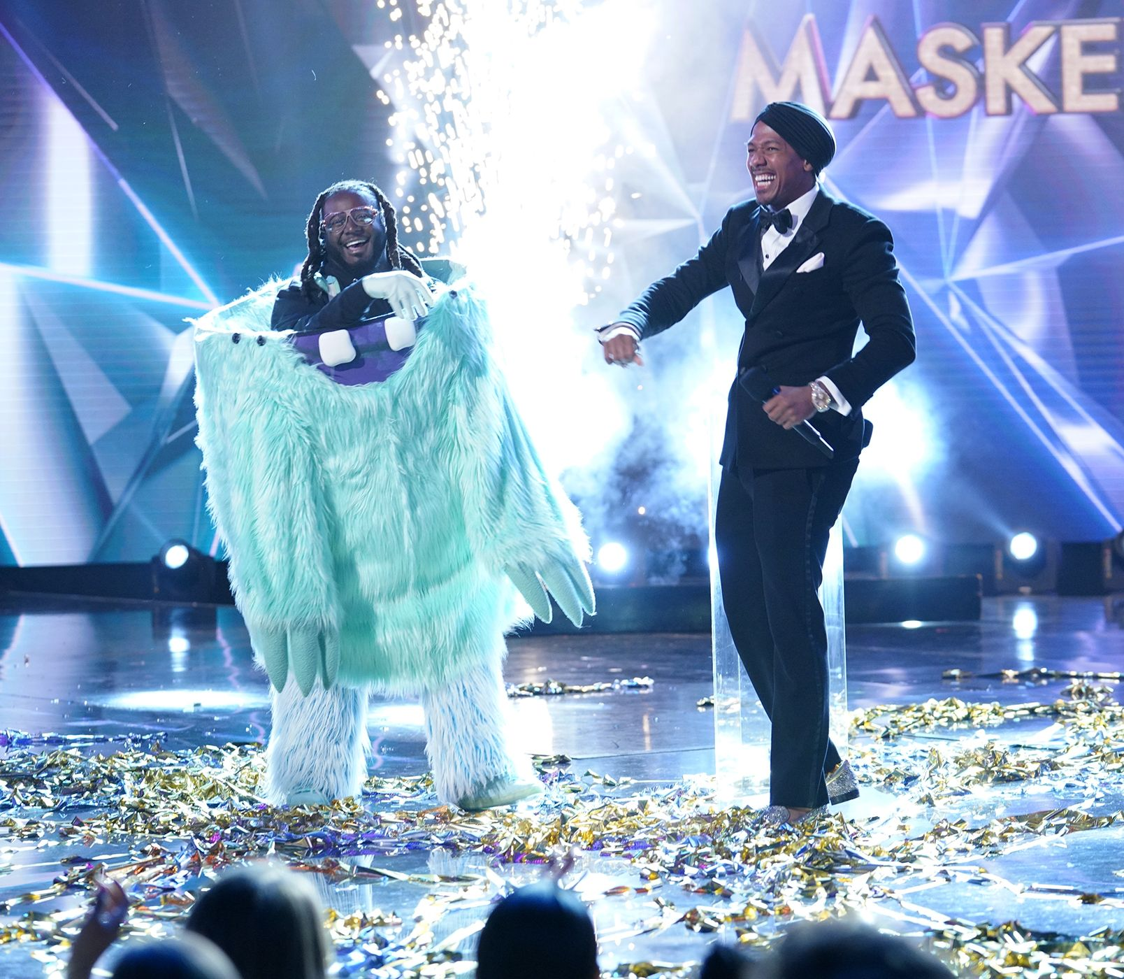 What Does The Masked Singer Winner Get  TPain Is Who Won The Masked Singer and Heres His