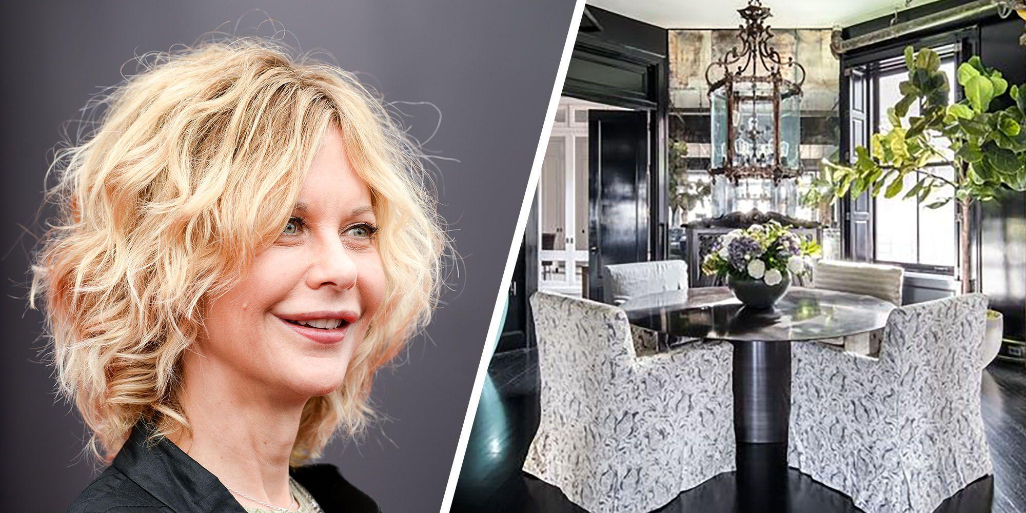 Meg Ryan Sells Her SoHo Home  Celebrity Homes In NYC