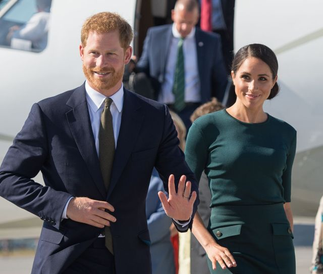 Meghan Markle And Prince Harry Are Reportedly Taking A Royal Tour In Africa