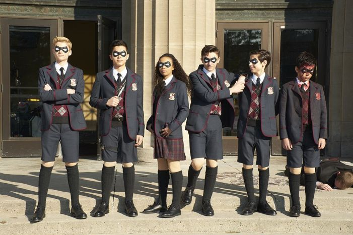 The Umbrella Academy Netflix Serie