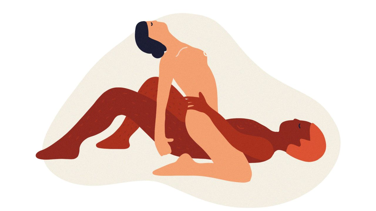 the cowgirl sex position