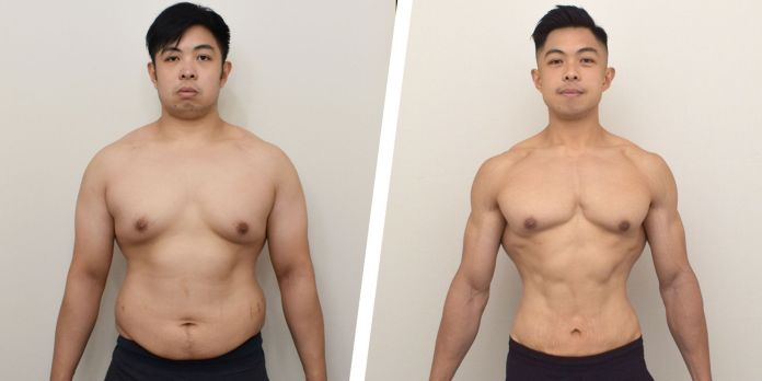 The Food Regimen And Exercise That Helped Me Lose 65 Kilos And Get Ripped