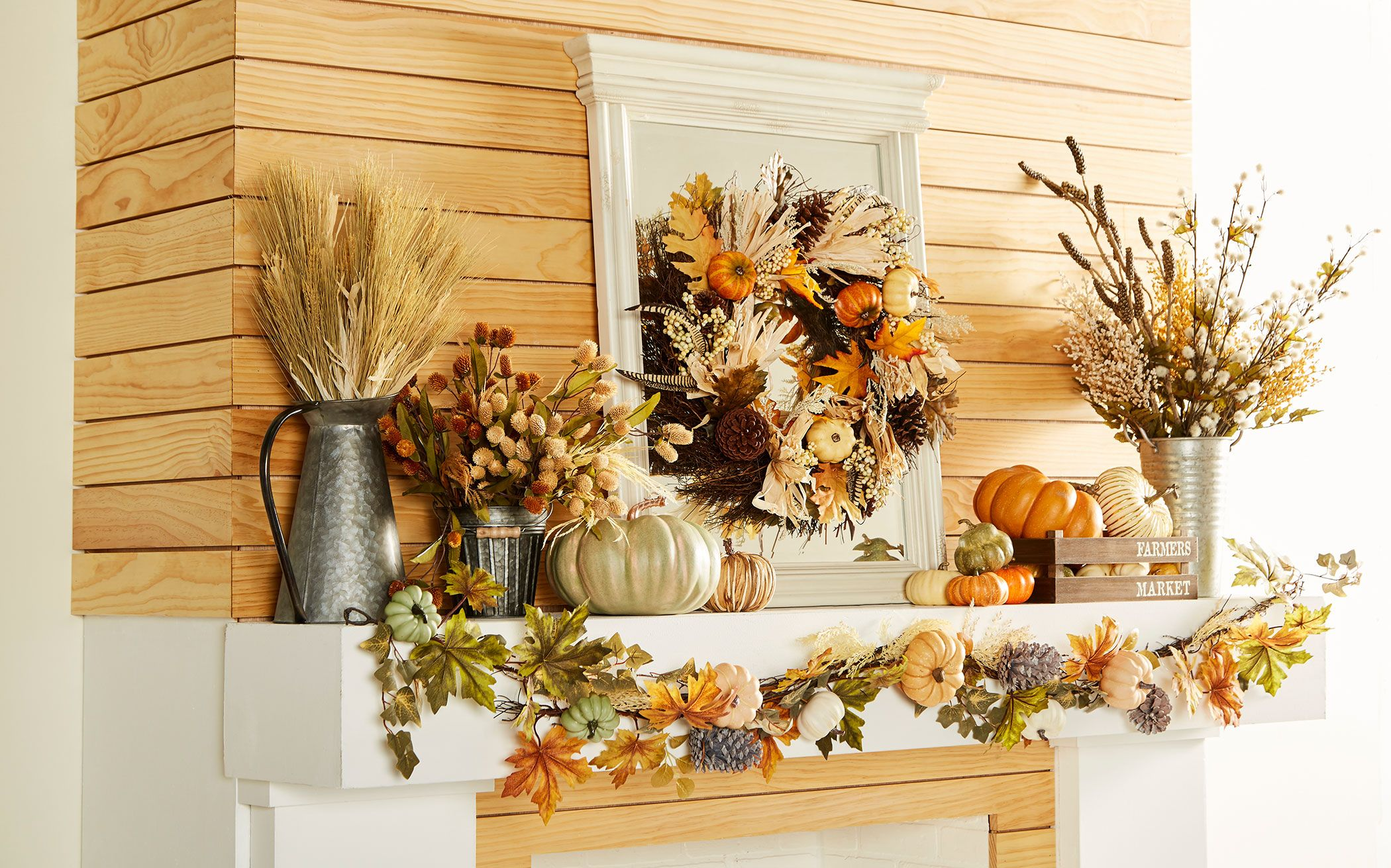 Cheap Fall Decorating Ideas For The