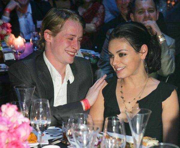 Mila Kunis And Macaulay Culkin Steady Relationship Horrible Break