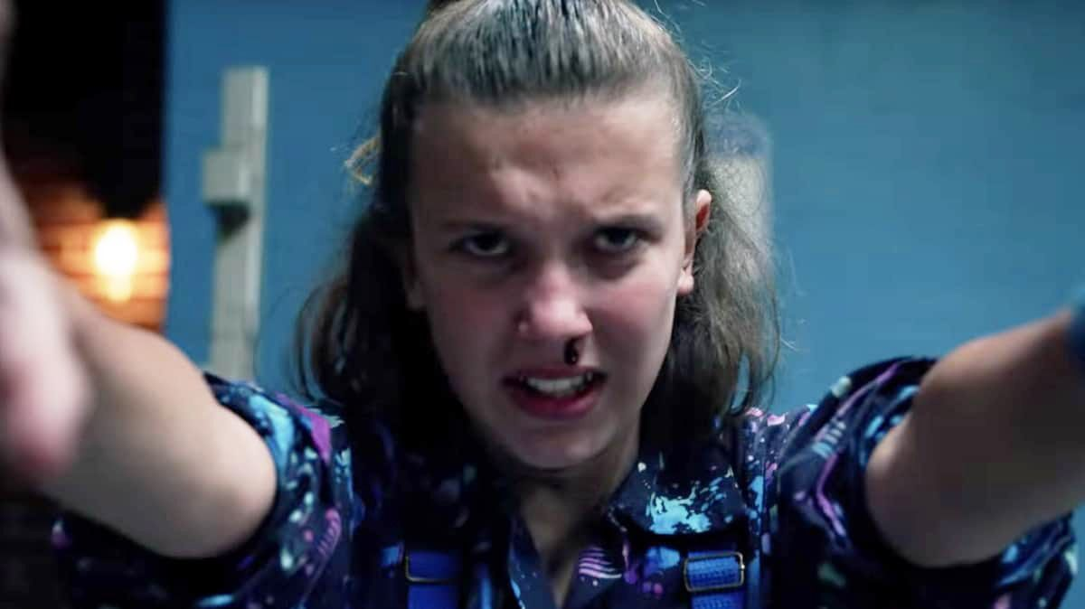millie bobby brown says