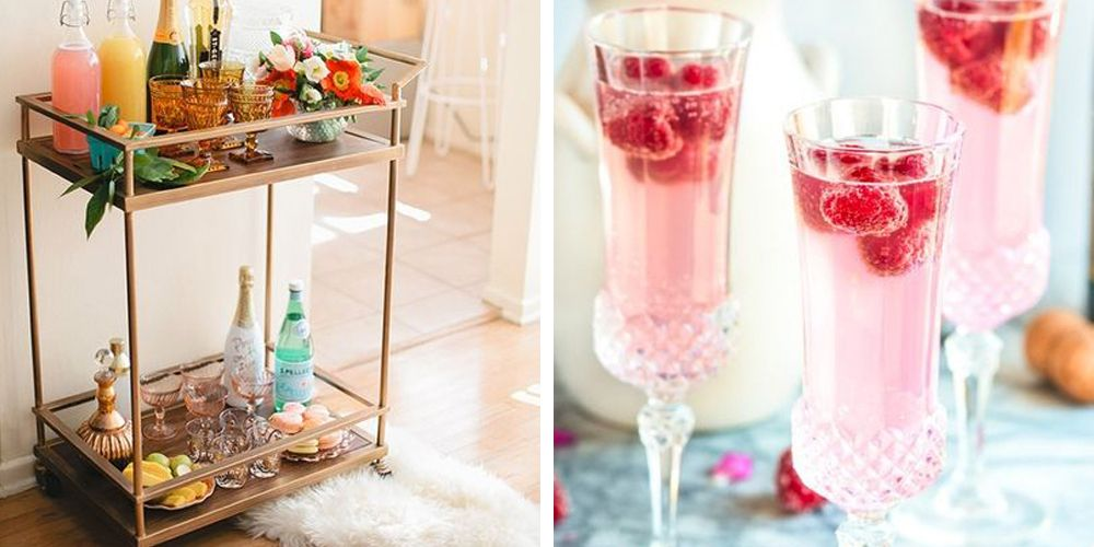 Best Mimosa Bar Ideas  How to Make a Mimosa Bar
